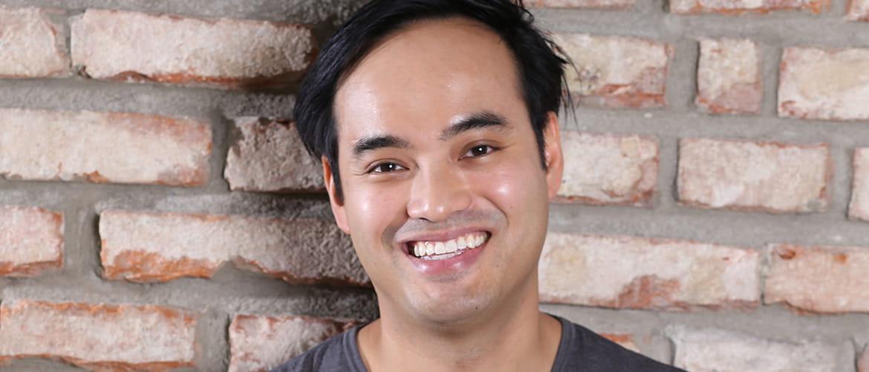 Portrait von Dr. Teo Pham