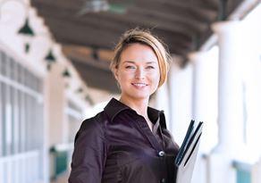 Pressefrau