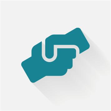 Symbol Handschlag