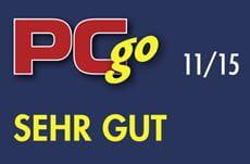 PCgo 11/15 SEHR GUT