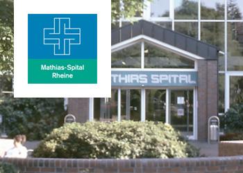 Gebäudefoto Mathias Spital