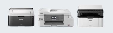Reihe von Druckern mit All in Box erhältlich