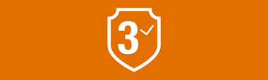 3 Jahre Garantie Icon