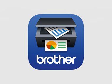 Brother iPrint&Scan App Logo