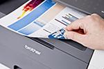 DCP-9017CDW ermöglicht beidseitiges Drucken