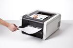 HL-3152CDW ermöglicht flexibles Papiermanagement