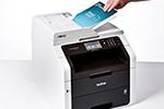 MFC-9332CDW mit automatischem Dokumenteneinzug