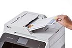 MFC-L8650CDW mit professionellen Scan-Funktionen