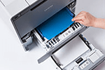 HL-L9200CDWT mit hoher Papierkapazität