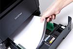 DCP-8110DN ermöglicht professionelles Papiermanagement