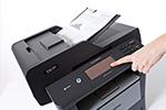 DCP-8250DN ermöglicht beidseitiges Drucken, Kopieren und Scannen