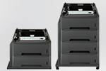 HL-5450DN ermöglicht professionelles Papierhandling