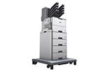 HL-L6400DW bietet professionelles Papiermanagement