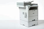 MFC-L6800DWT bietet professionelles Papiermanagement