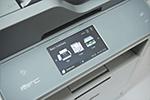 MFC-L6800DWT mit Touchscreen-Farbdisplay