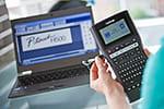PT-H500LI mit PC-Druck-Funktion