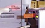PT-9800PCN mit Barcode-Lopierfunktion