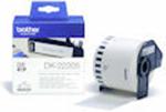 QL-720NW mit Endlos-Etikett für individuelle Formate