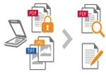 Dateien konvertieren mit der Brother ADS-2100E Fine Reader Edition