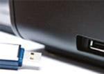 ADS-2100e ermöglicht Scannen direkt auf den USB-Stick