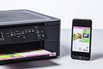 DCP-J562DW mit Mobile Connect