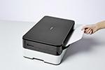 DCP-J4120DW ermöglicht flexibles Papiermanagement