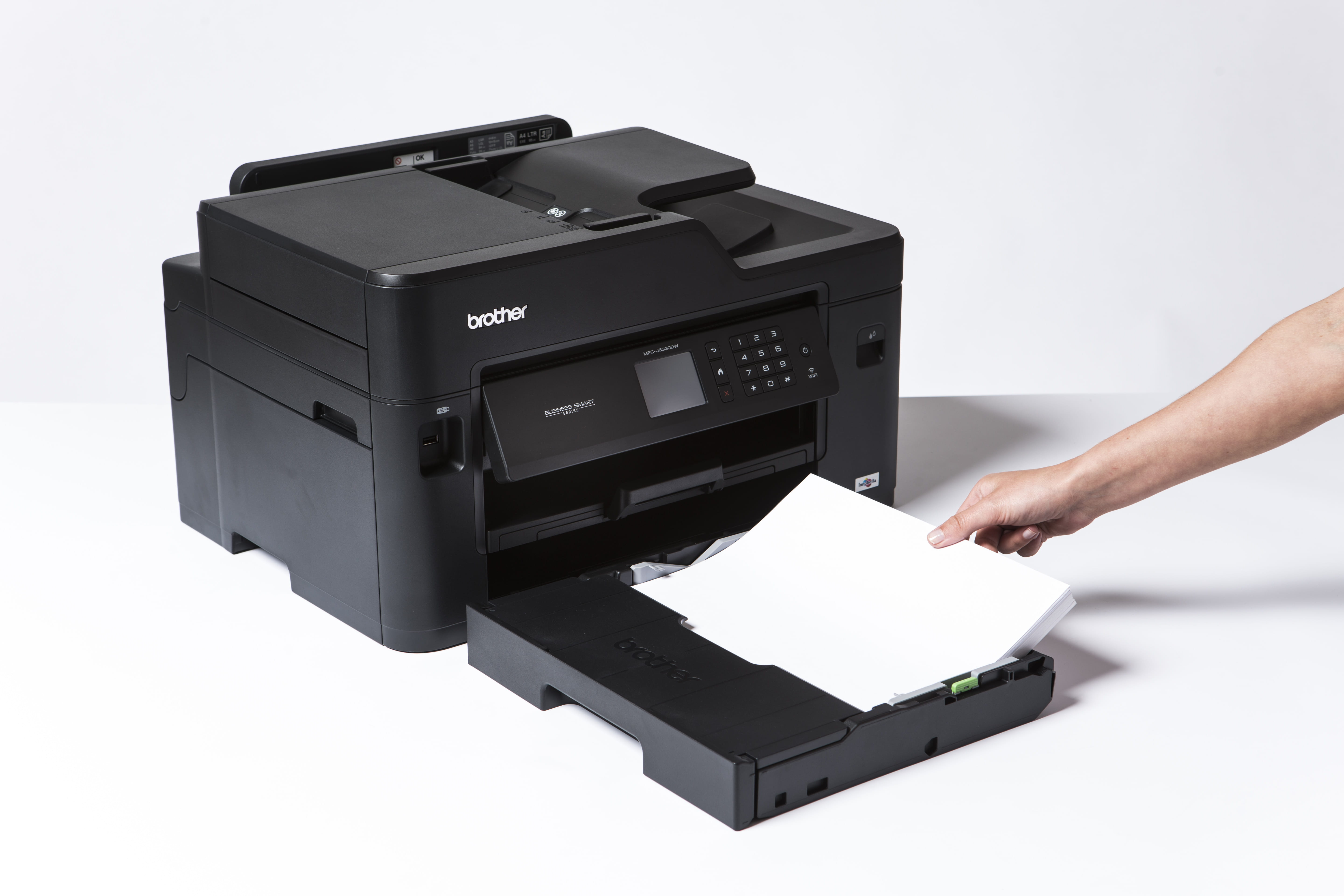 Brother MFC-J5330DW Papiermanagement