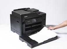 Brother MFC-J5730DW Papiermanagement