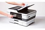 MFC-J6925DW ermöglicht beidseitiges Drucken, Kopieren, Scannen und Faxen