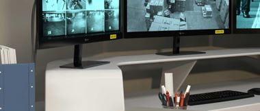 Monitores de seguridad etiquetados