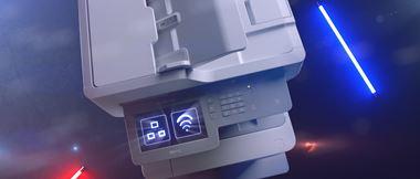 Impresora multifunción MFC Brother