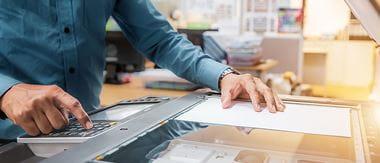 Tres servicios básicos para despreocuparse de la gestión de impresoras