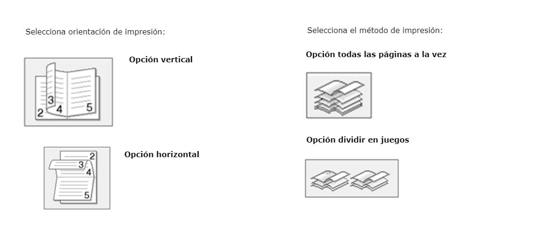 Imprimir modo folleto 1