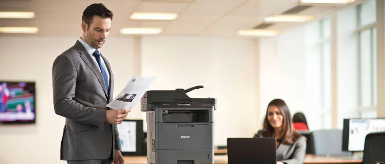 Impresora multifunción MFC-L5700DN Brother