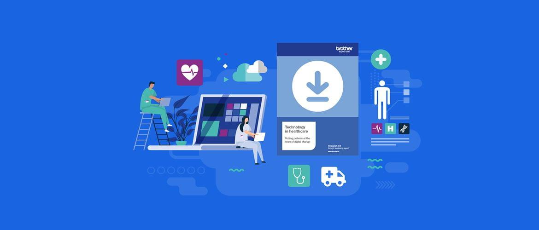 Transformación digital en el sector sanitario