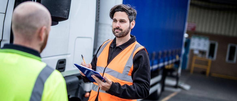 Formulario de contacto Sector Transporte y Logistica