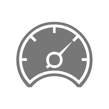 Icono velocímetro