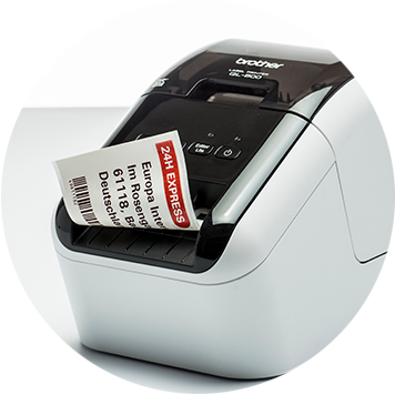Impresora de etiquetas QL-800 Brother