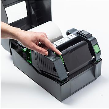 Impresoras de etiquetas transferencia  termal TDT Brother