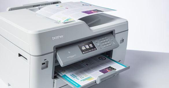 Impresora color MFC-J