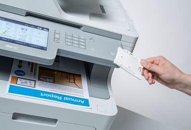 Tarjeta NFC para impresora SecurePrint+ MFC-L9570CDWSP