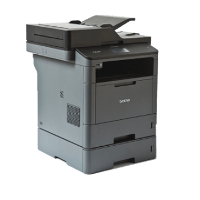 Impresora multifunción láser monocromo DCP-L5500DNLT, Brother