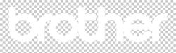 Brother Logo  blanco mini