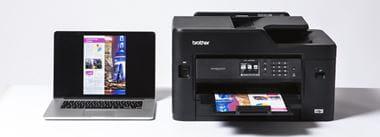 Impresoras multifunción tinta Business Smart serie J5000, Brother