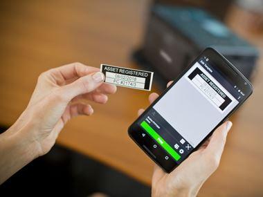 Aplicaciones móviles para el diseño de etiquetas Brother