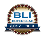 BLI Buyers Lab 2017 Pick