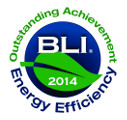 Outstanding Achievement Energy Efficiency BLI 2014