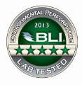 Environmental Perfomance Lab Tested BLI 2013