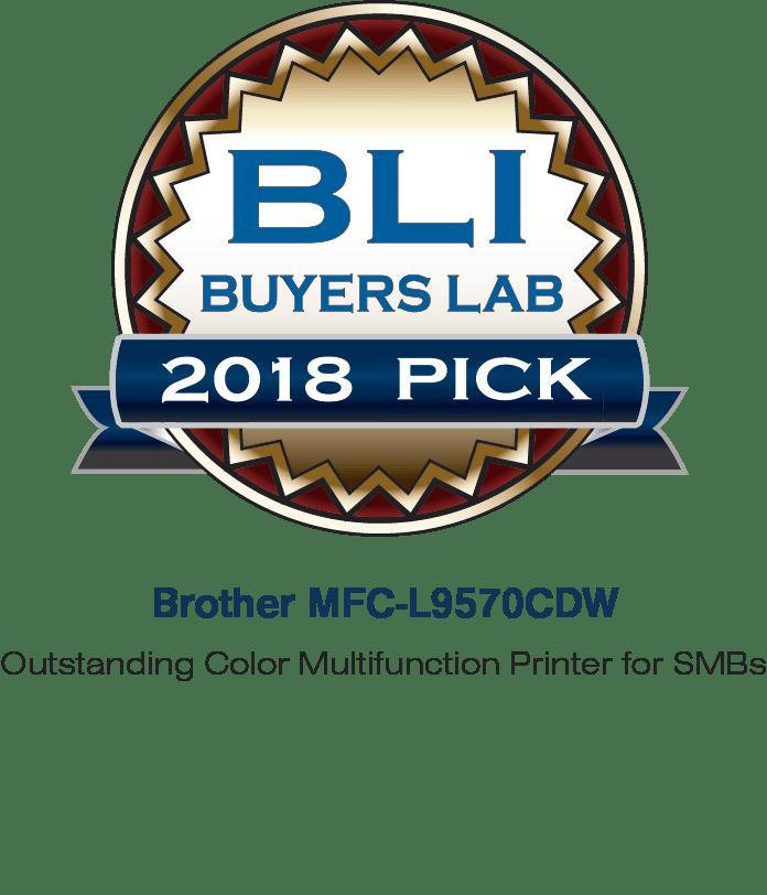Premio BLI Buyers Lab 2018
