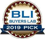 Pick Award 2019. BLI Buyers Lab